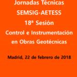 Jornada SEMSIG-AETESS