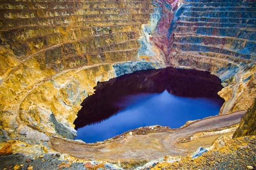 Los colores de la tierra